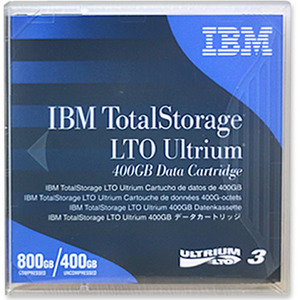 IBM LTO3 TAPE 24R1922 400GB/800GB