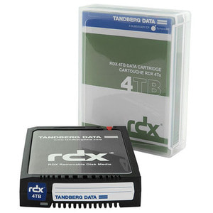4TB 8824-RDX Tandberg HDD media for RDX